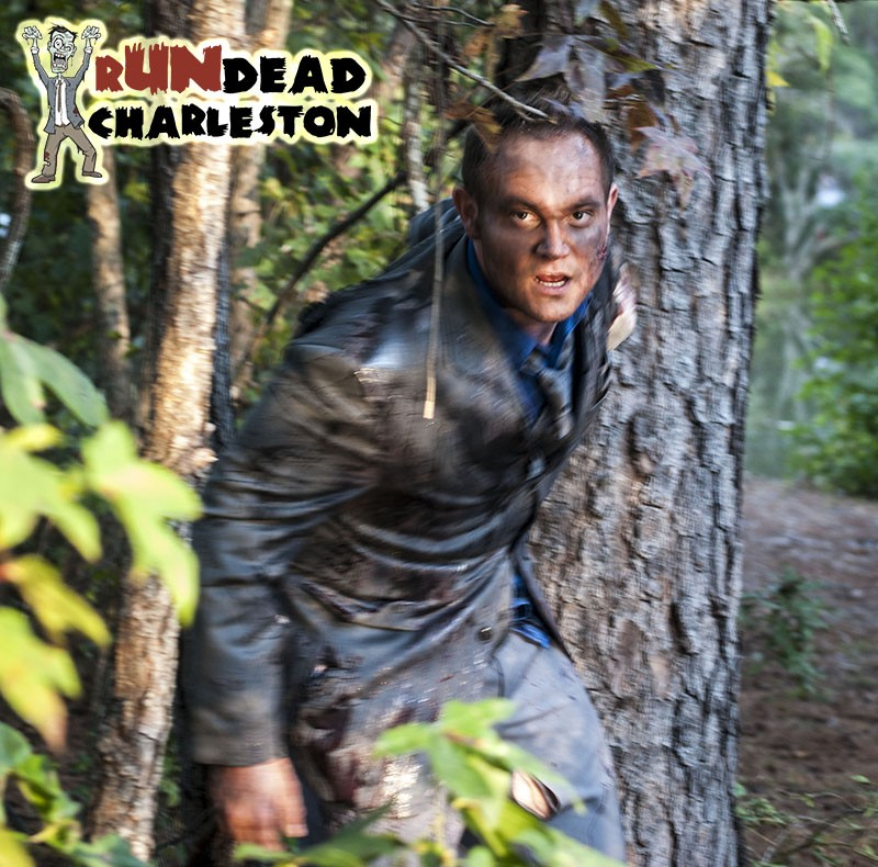 Guest Blog - Charleston rUNdead 5k Delivers True Terror