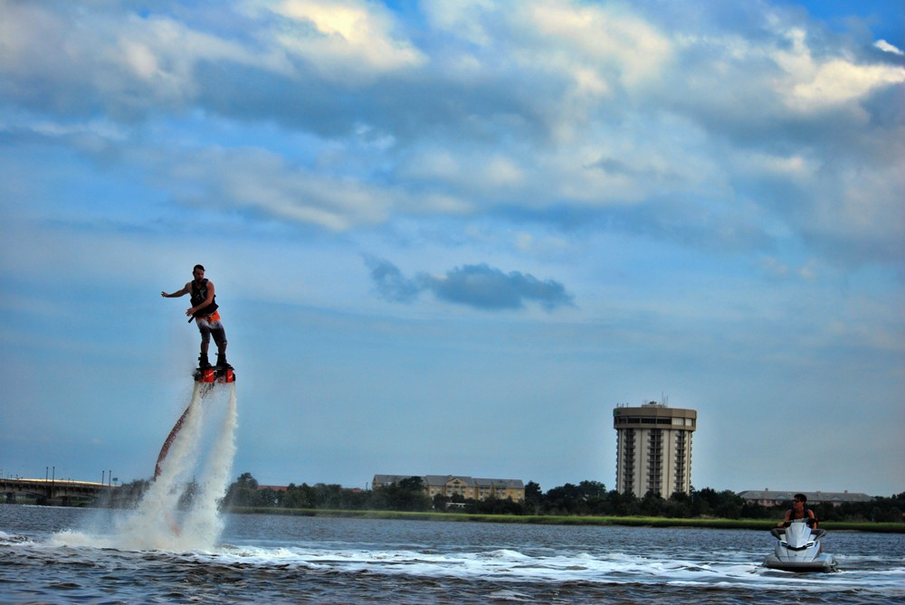 Flyboarding Birthday Adventure Charleston, SC