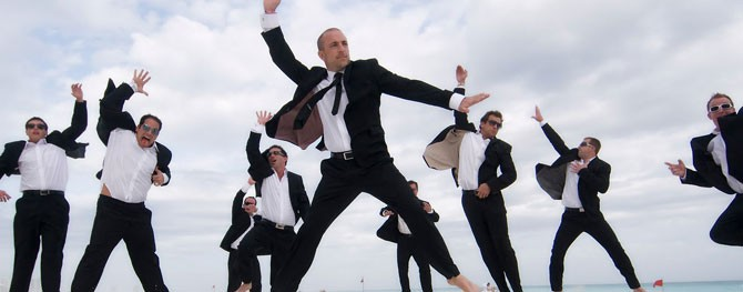 5 Ideas for Clean Bachelor Parties