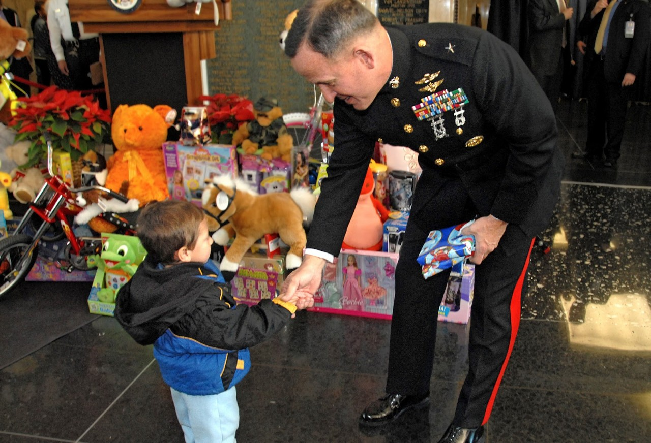 13th Annual Toys For Tots Gala