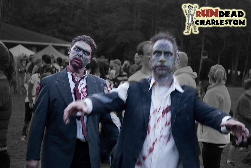 Zombies at rUNdead