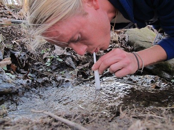 Guest Blog - Yes, that's a Tampon in my mouth : The Swiss Army Survival Tampon : 7 Survival Uses